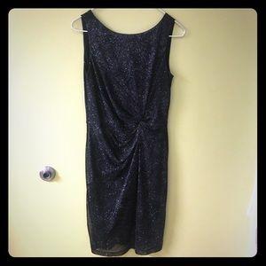 Shimmering Calvin Klein cocktail dress. SZ 4